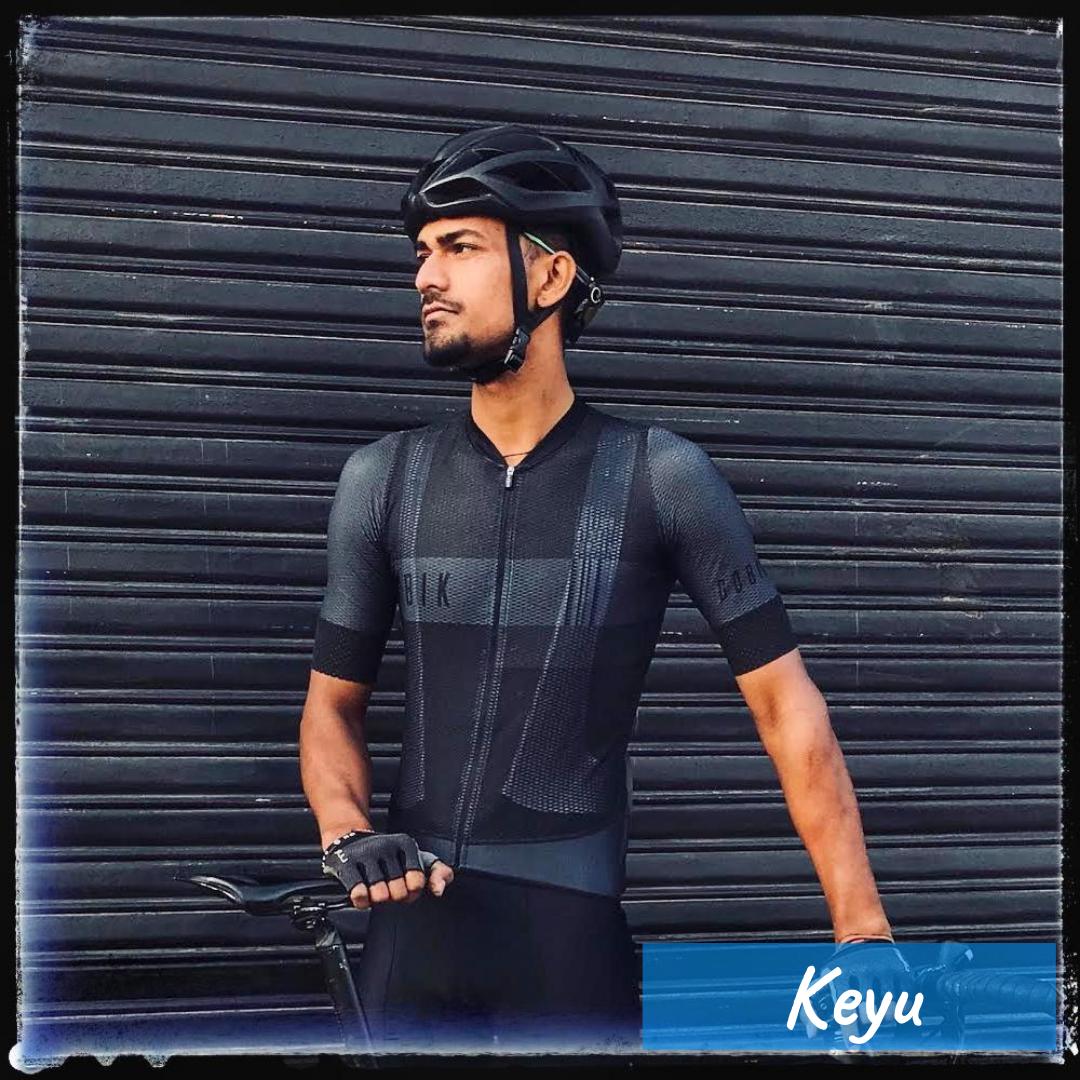 Our Team- Keyu