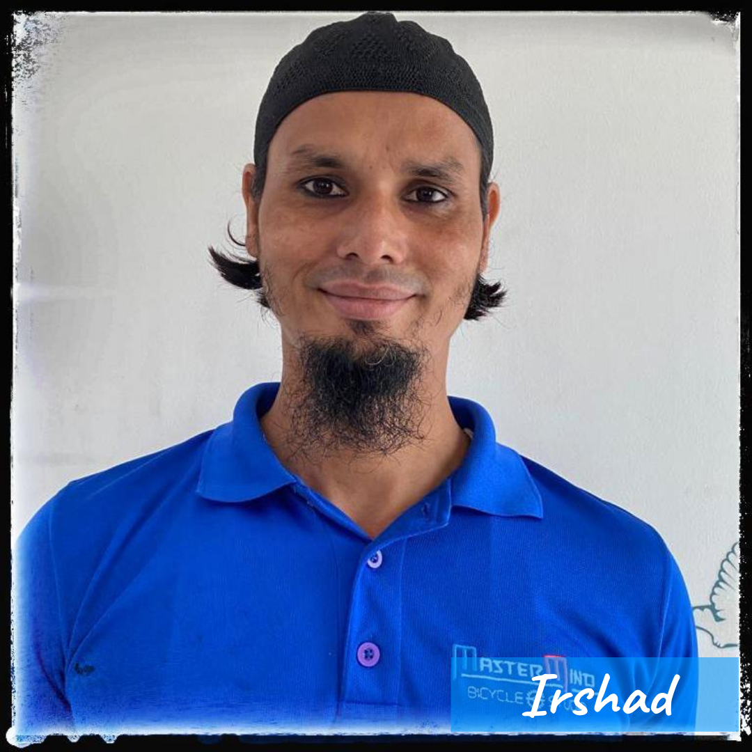 Our Team- Irshad
