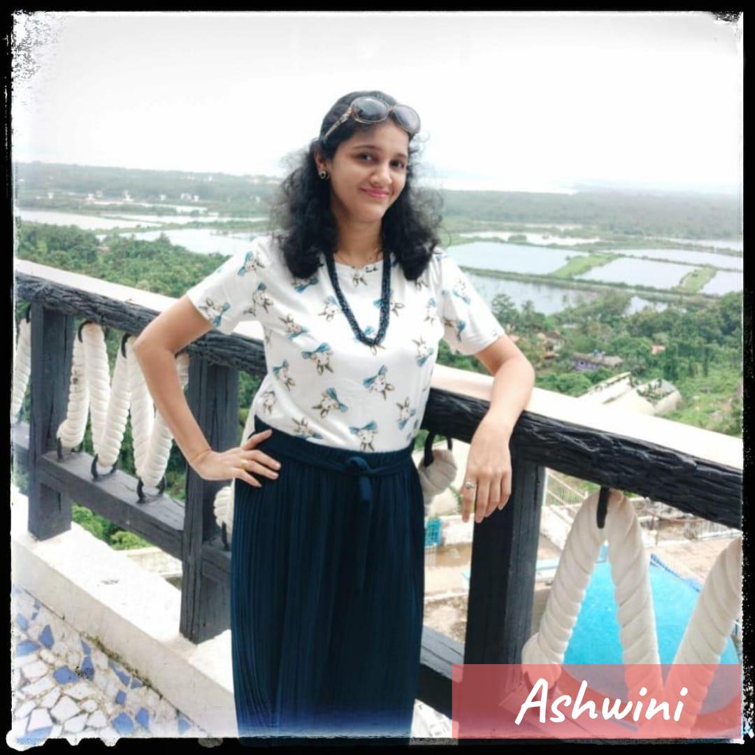 Our Team- Ashwini