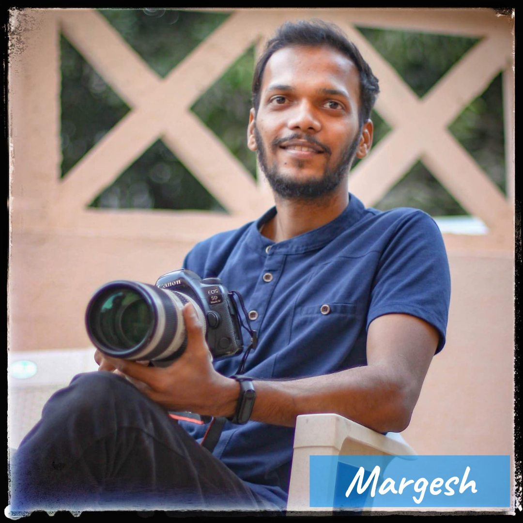Our Team- Margesh