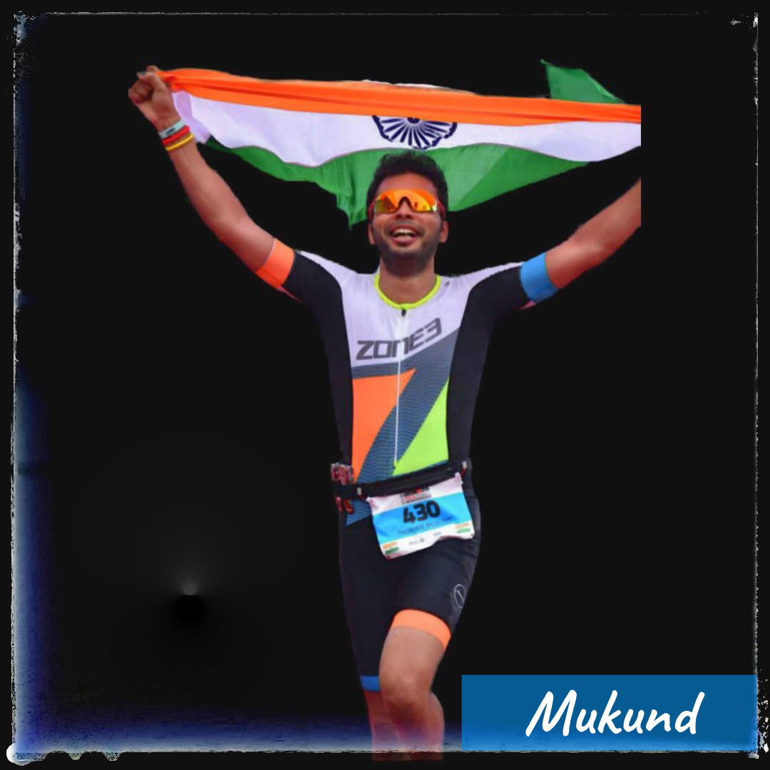 Our Founder- Mukund